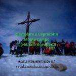 Ciaspolare A Monte Campo Capracotta 9 febbraio
