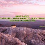 Hiking 3 Monti